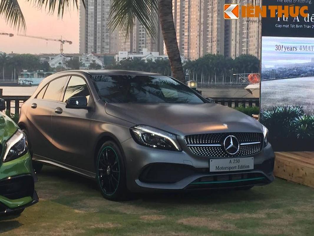 """Mercedes A-Class 2016 vua trinh lang Viet Nam co gi """"hot""""?-Hinh-10"""