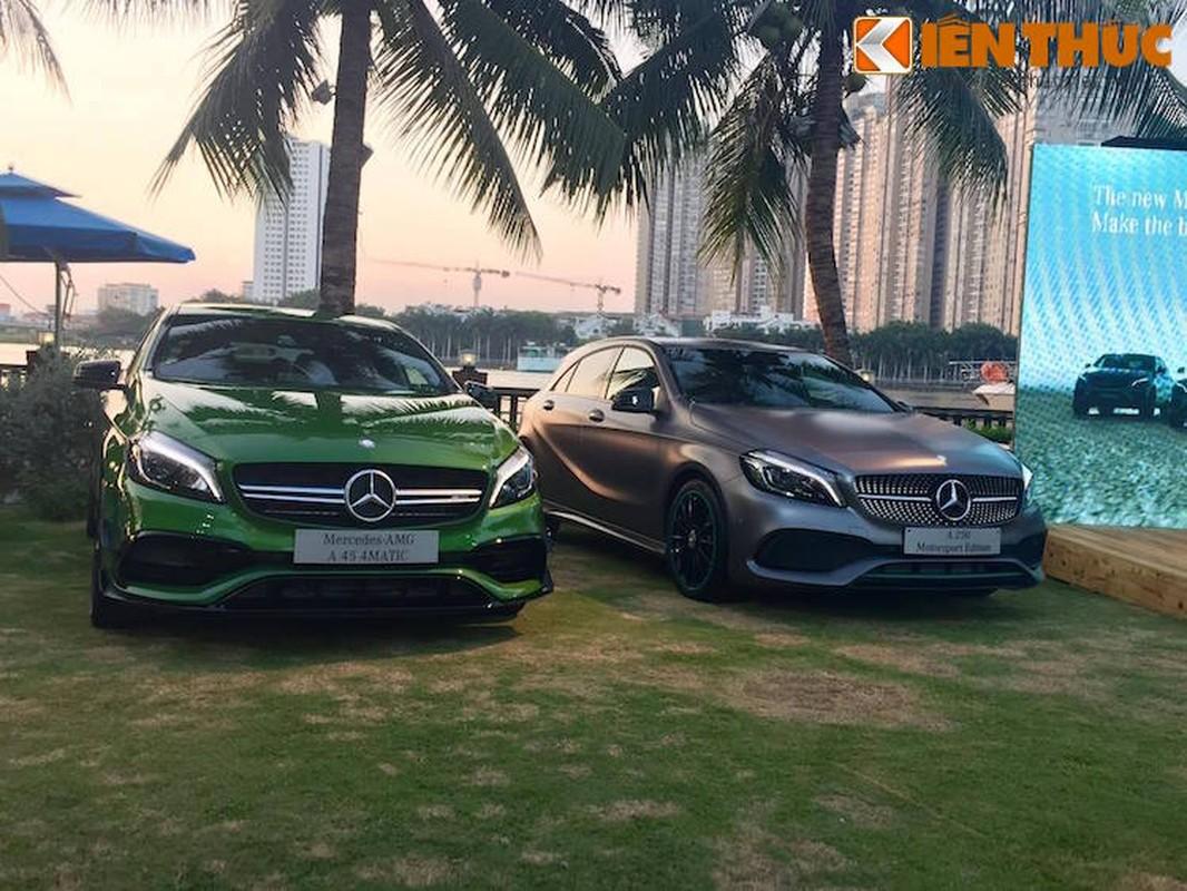 """Mercedes A-Class 2016 vua trinh lang Viet Nam co gi """"hot""""?-Hinh-13"""