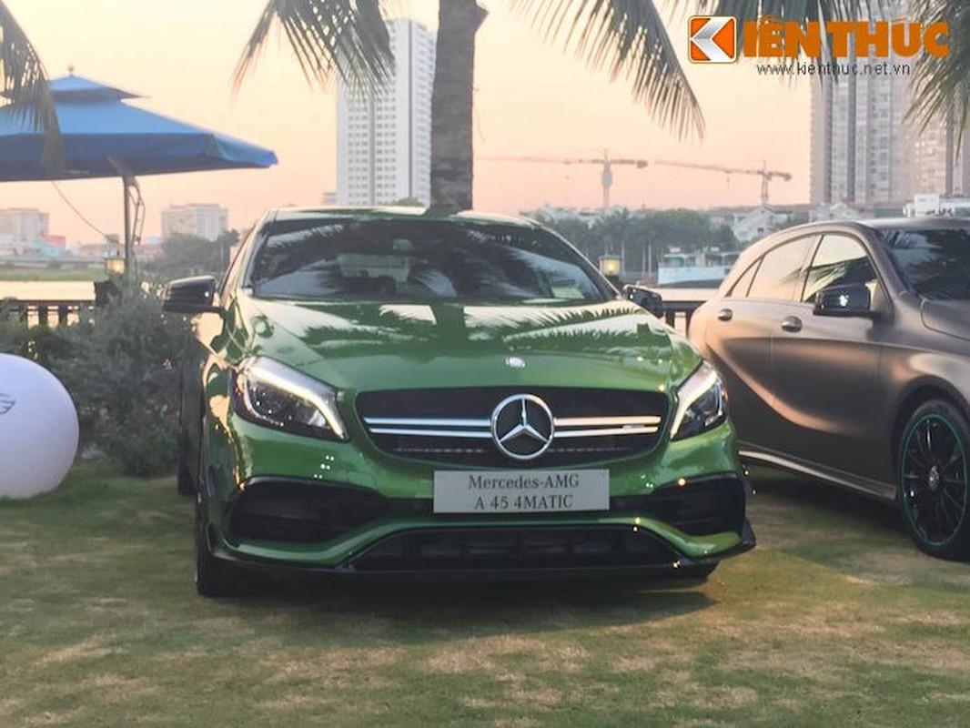 """Mercedes A-Class 2016 vua trinh lang Viet Nam co gi """"hot""""?-Hinh-4"""