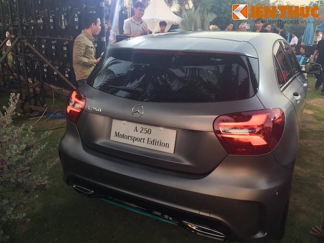 """Mercedes A-Class 2016 vua trinh lang Viet Nam co gi """"hot""""?-Hinh-5"""