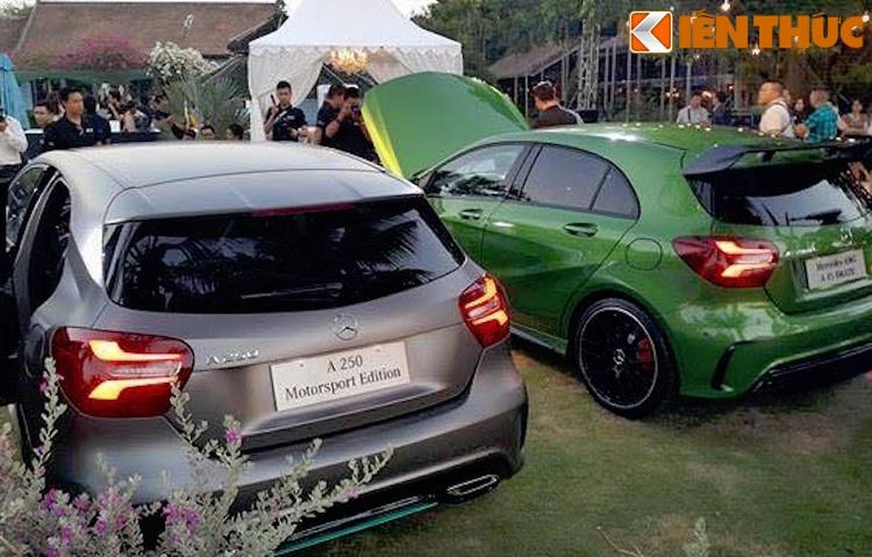"""Mercedes A-Class 2016 vua trinh lang Viet Nam co gi """"hot""""?-Hinh-6"""