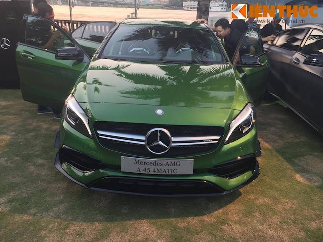 """Mercedes A-Class 2016 vua trinh lang Viet Nam co gi """"hot""""?-Hinh-7"""