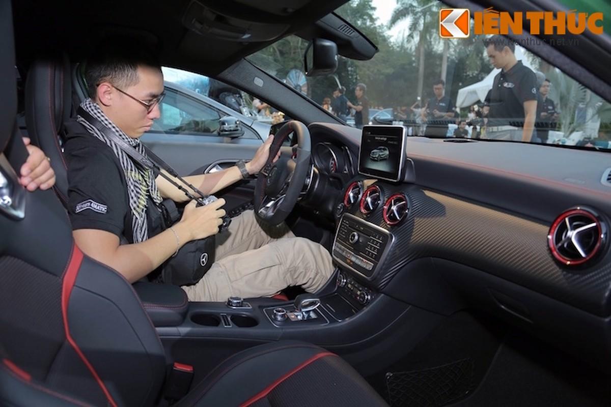 """Mercedes A-Class 2016 vua trinh lang Viet Nam co gi """"hot""""?-Hinh-8"""