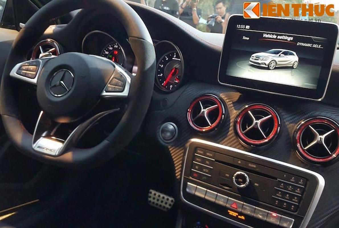 """Mercedes A-Class 2016 vua trinh lang Viet Nam co gi """"hot""""?-Hinh-9"""