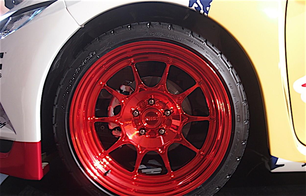 """""""Soc"""" voi Honda Civic Coupe 600 ma luc-Hinh-5"""