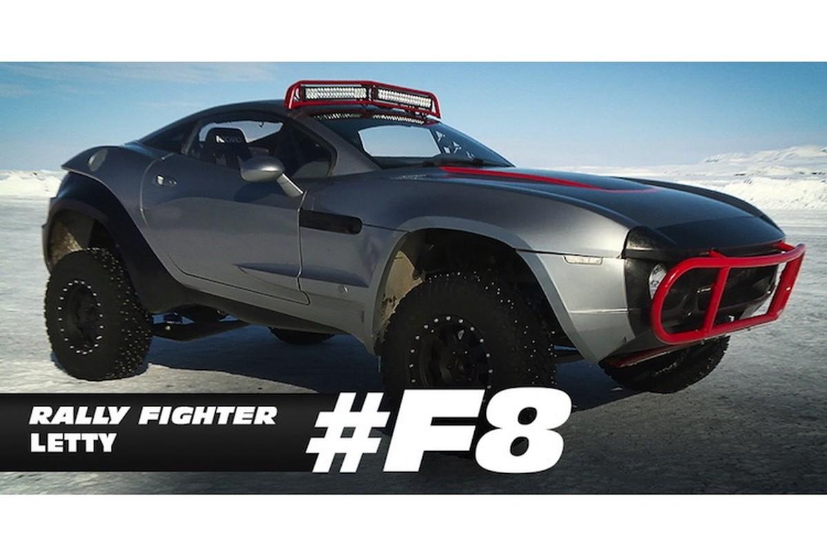 """Doi xe dac chung cua """"bom tan"""" Fast & Furious 8 lo dien-Hinh-4"""