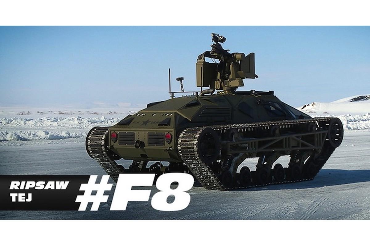 """Doi xe dac chung cua """"bom tan"""" Fast & Furious 8 lo dien-Hinh-5"""