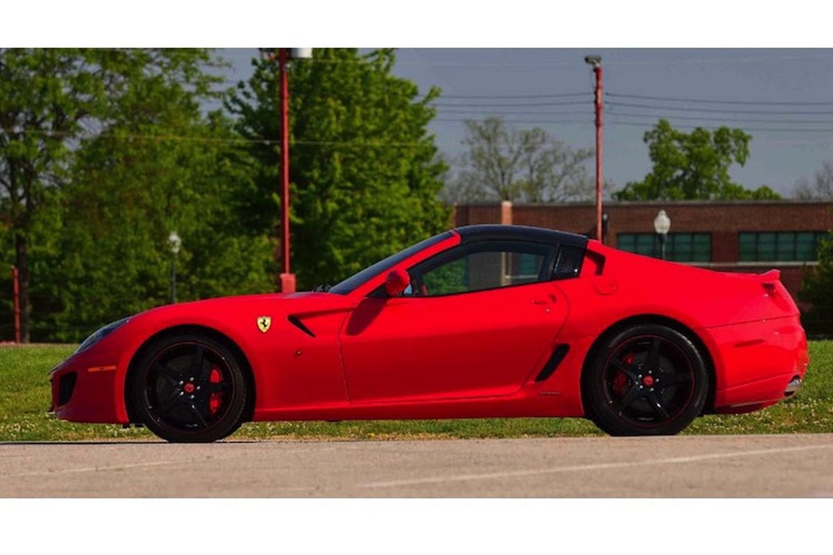 """Sieu xe mui tran """"hiem nhat The gioi"""" Ferrari 599 SA Aperta-Hinh-9"""