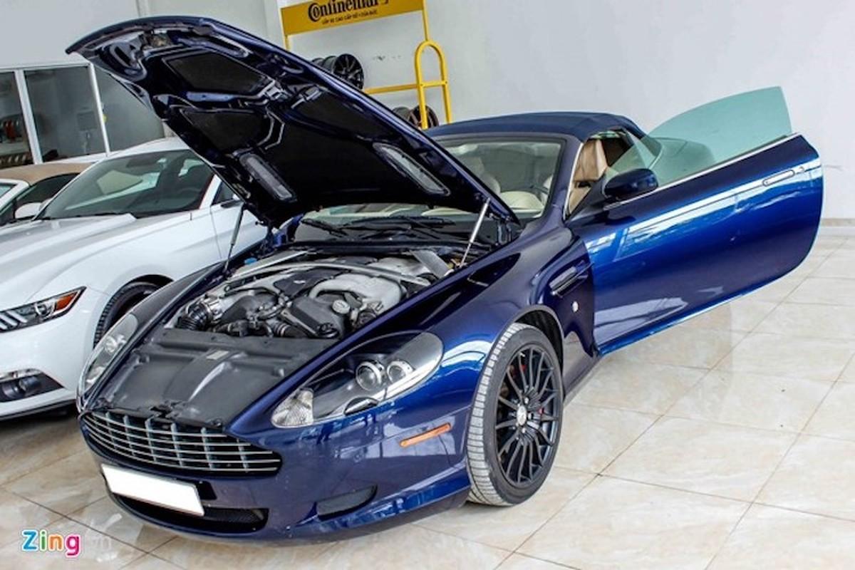 Aston Martin DB9 - sieu xe dinh dam mot thoi tai VN-Hinh-11