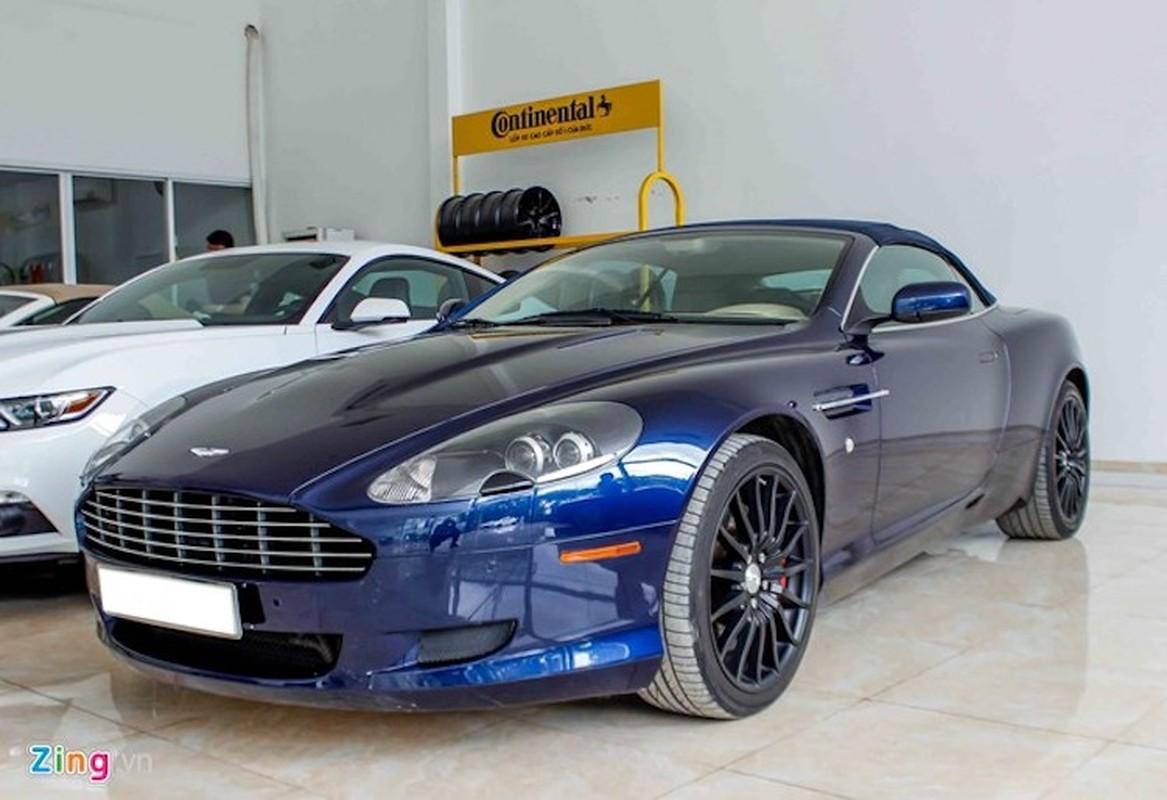 Aston Martin DB9 - sieu xe dinh dam mot thoi tai VN-Hinh-2