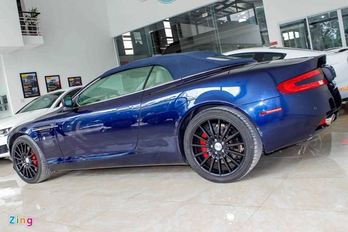 Aston Martin DB9 - sieu xe dinh dam mot thoi tai VN-Hinh-3