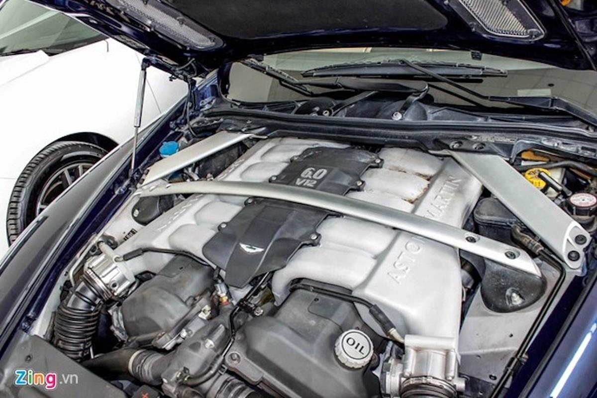 Aston Martin DB9 - sieu xe dinh dam mot thoi tai VN-Hinh-4