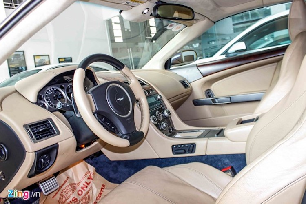 Aston Martin DB9 - sieu xe dinh dam mot thoi tai VN-Hinh-5