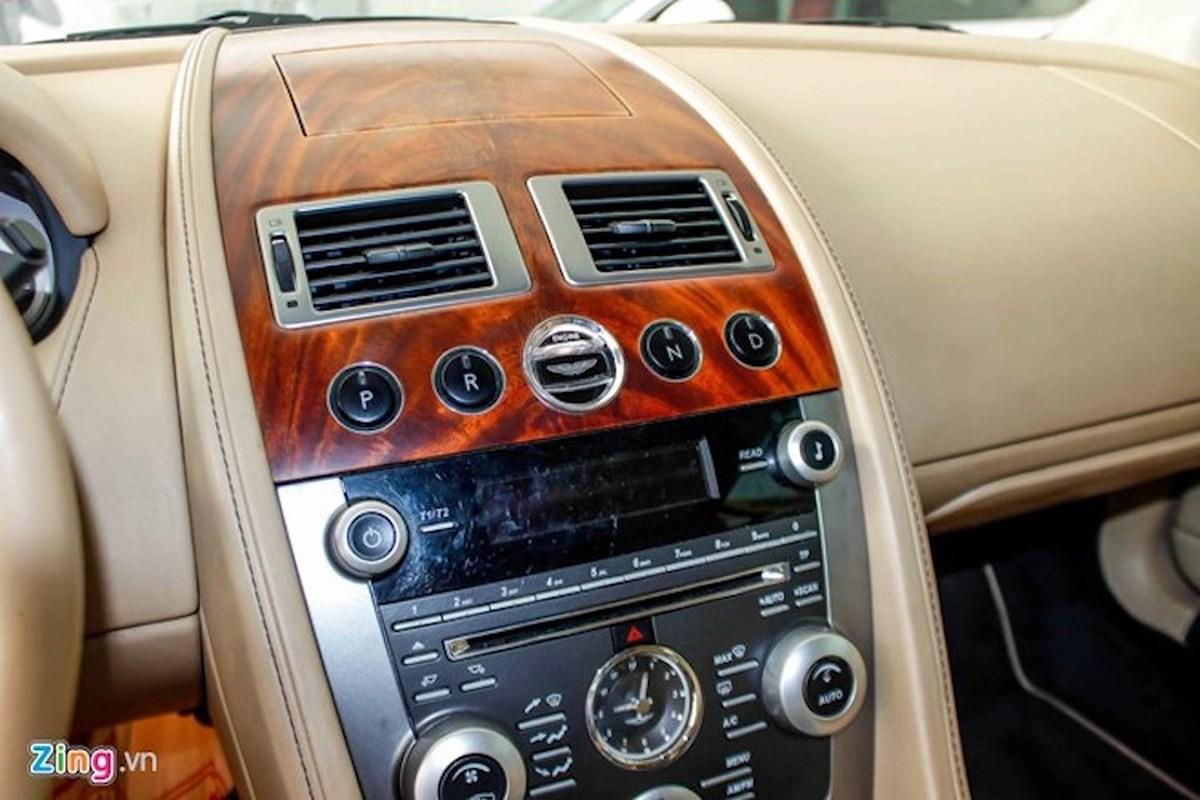Aston Martin DB9 - sieu xe dinh dam mot thoi tai VN-Hinh-6