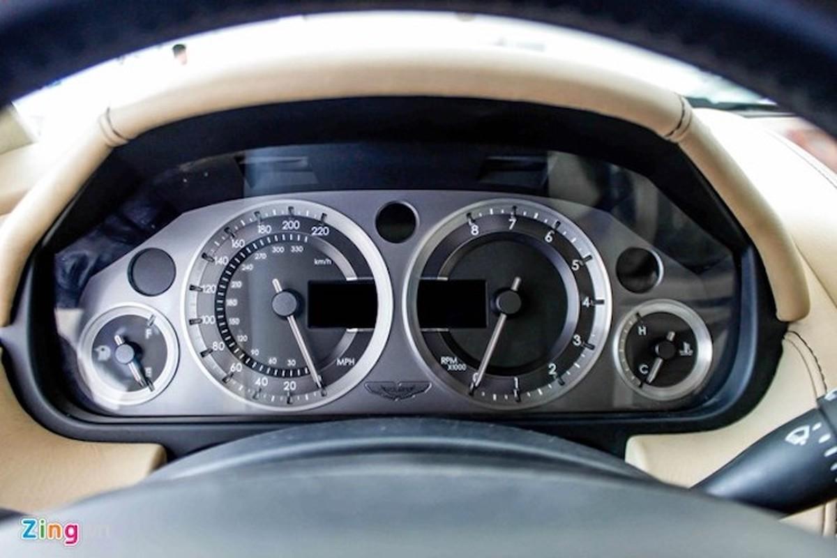 Aston Martin DB9 - sieu xe dinh dam mot thoi tai VN-Hinh-7