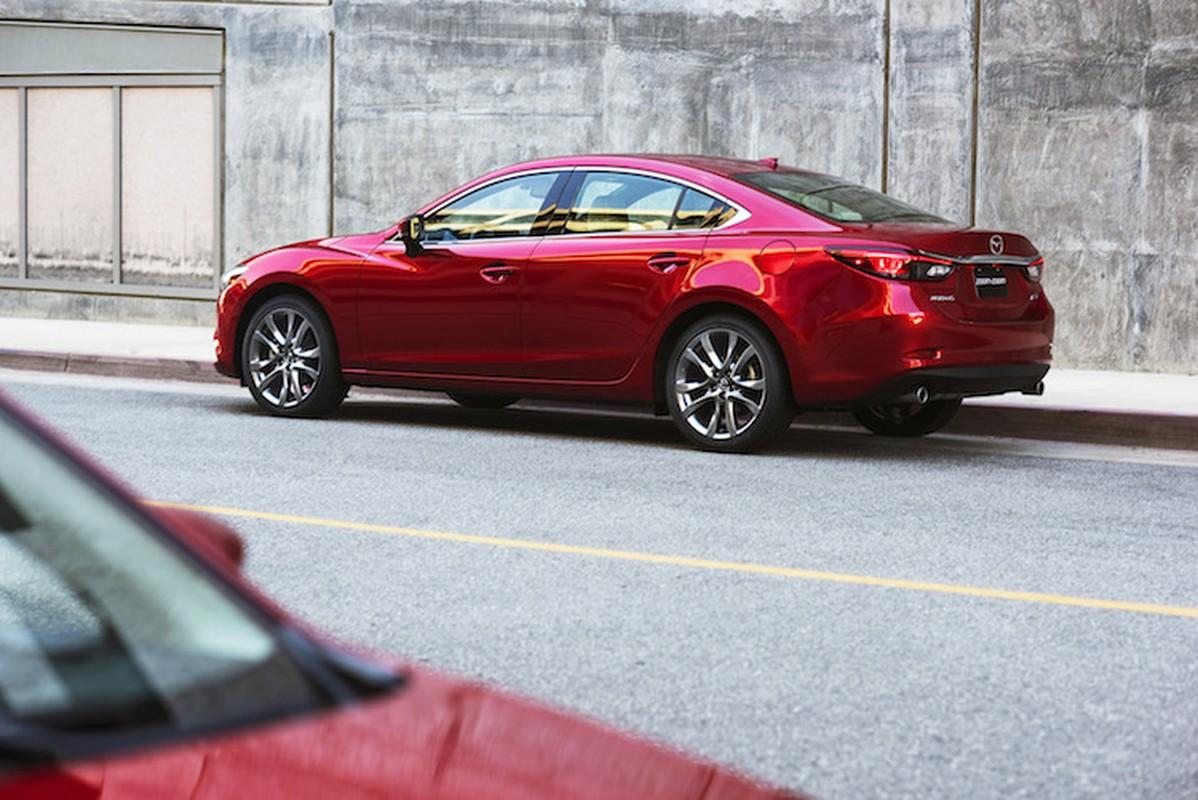 Mazda 6 ban nang cap 2017 duoc trang bi nhung gi?-Hinh-2