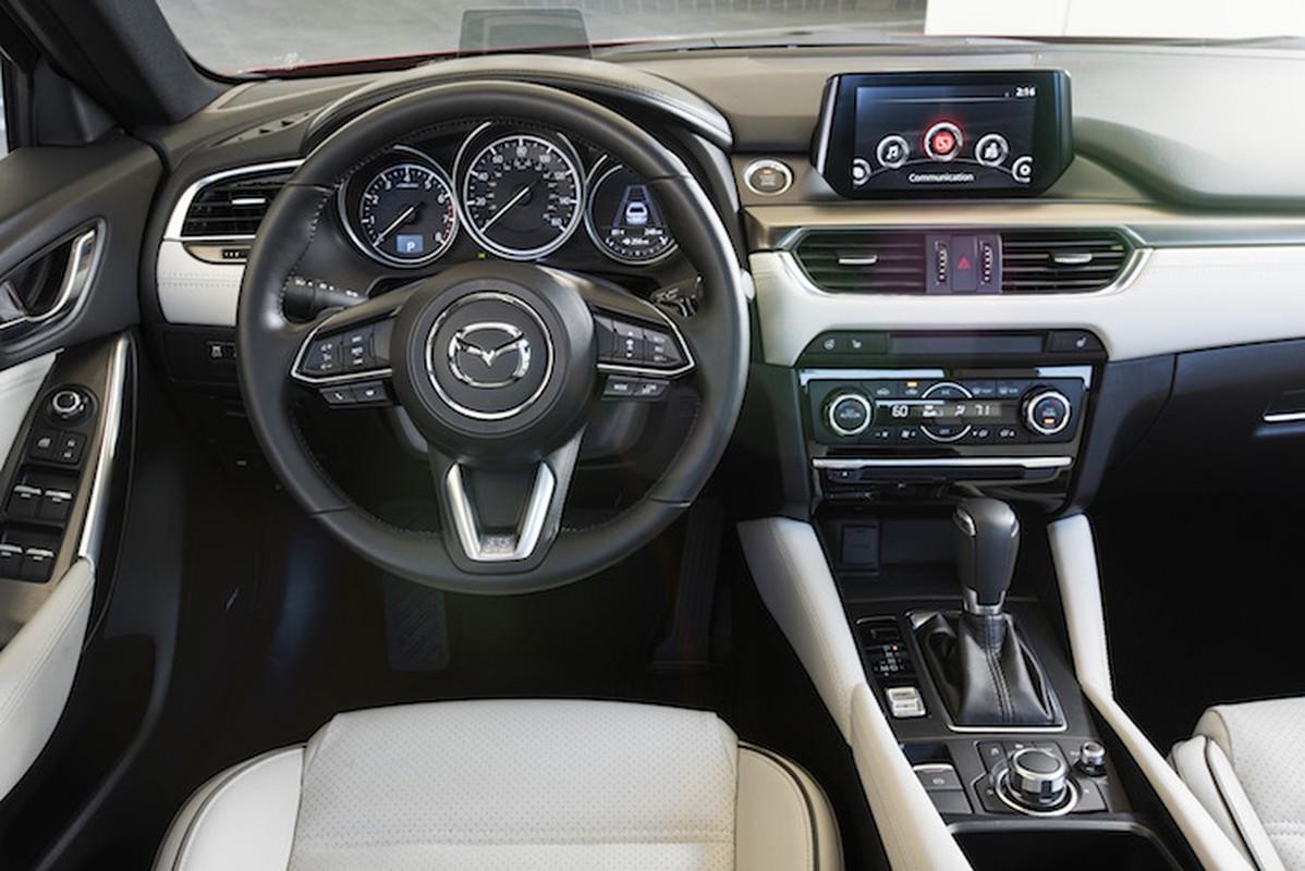 Mazda 6 ban nang cap 2017 duoc trang bi nhung gi?-Hinh-3