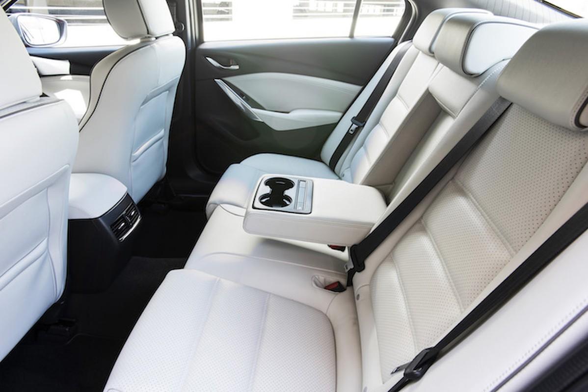 Mazda 6 ban nang cap 2017 duoc trang bi nhung gi?-Hinh-4