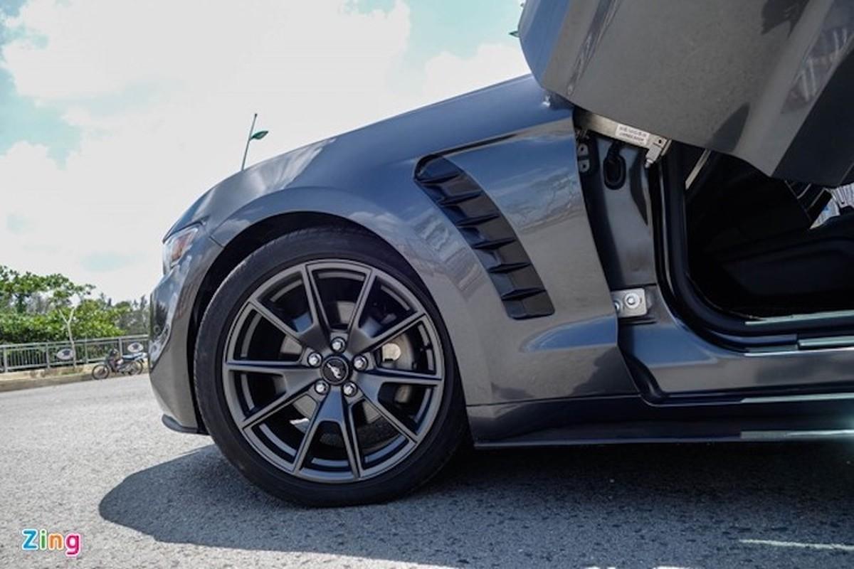 Ford Mustang do kieu Lamborghini het 250 trieu dong-Hinh-9