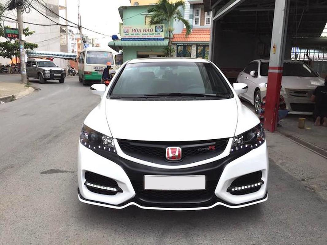 Honda Civic do bodykit Type-R