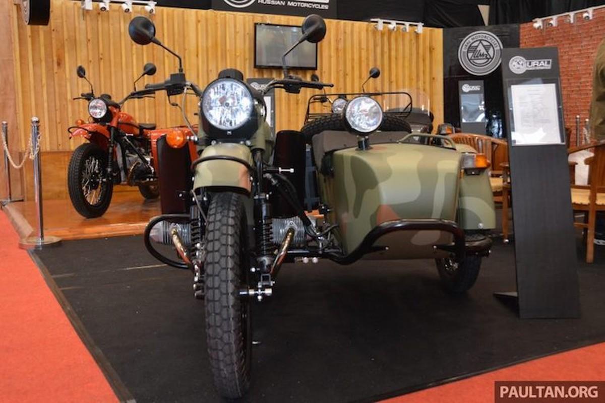 "Moto ""xit-do-ca"" 3 banh Ural 2016 gia tu 553 trieu dong-Hinh-2"