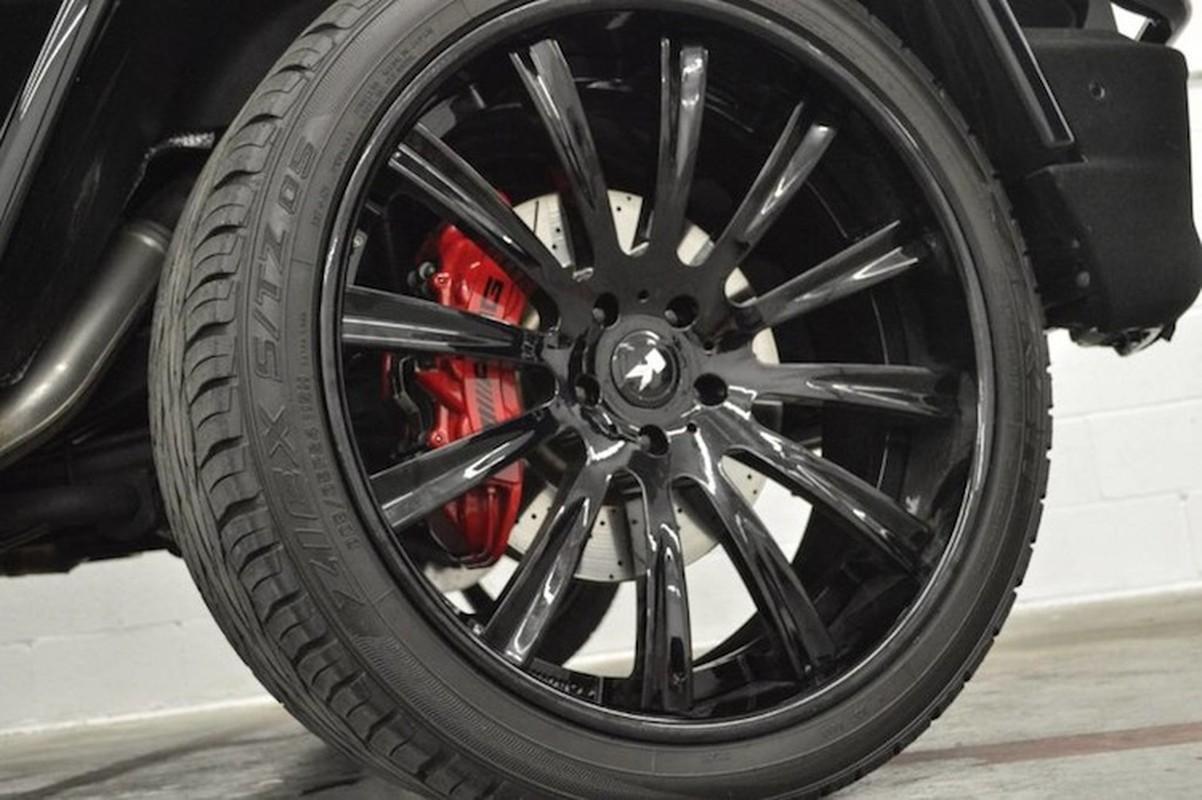 MC tuoi teen ban Mercedes G63 AMG boc nhung gia 3,23 ty-Hinh-4