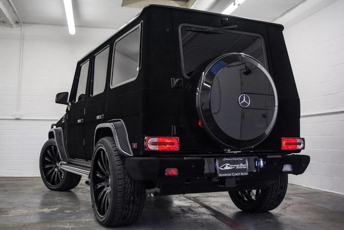 MC tuoi teen ban Mercedes G63 AMG boc nhung gia 3,23 ty-Hinh-5