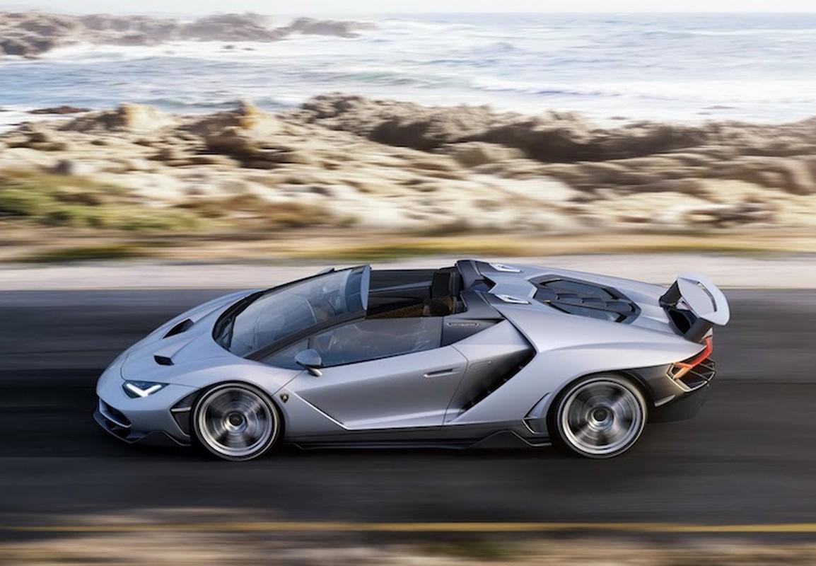Chi tiet sieu pham trieu do Lamborghini Centenario Roadster-Hinh-3