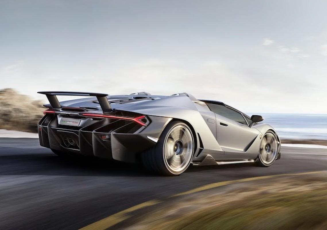 Chi tiet sieu pham trieu do Lamborghini Centenario Roadster-Hinh-4