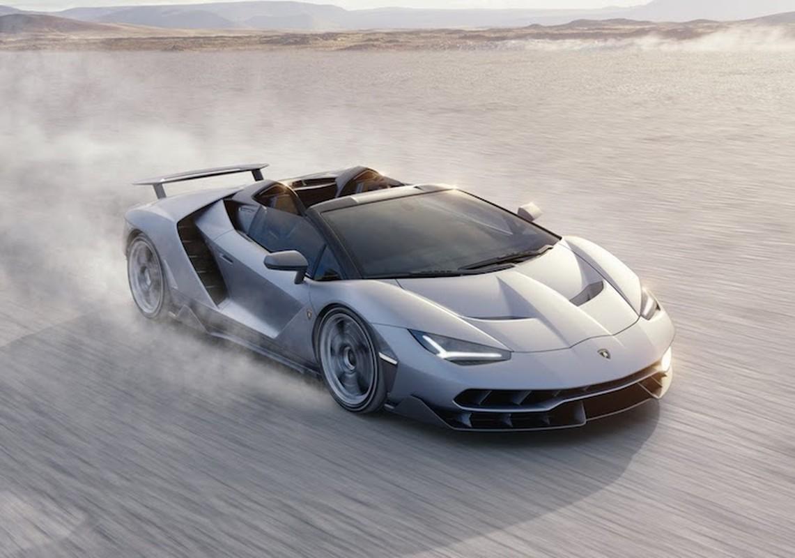 Chi tiet sieu pham trieu do Lamborghini Centenario Roadster-Hinh-6