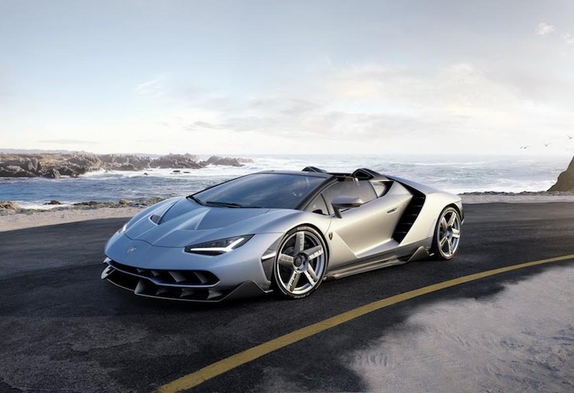 Chi tiet sieu pham trieu do Lamborghini Centenario Roadster-Hinh-8