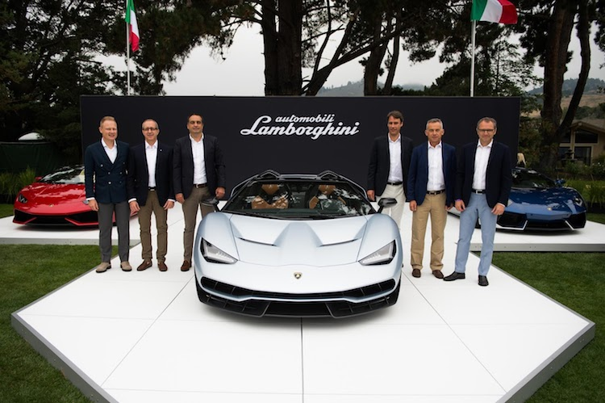 Chi tiet sieu pham trieu do Lamborghini Centenario Roadster