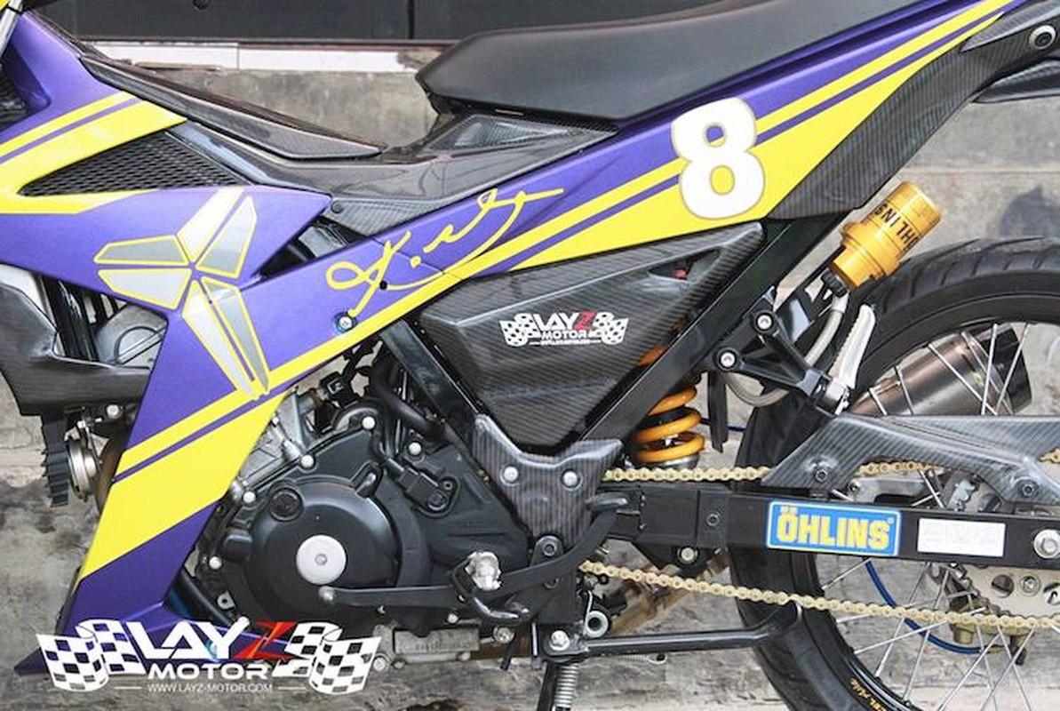 "Suzuki Satria 150 FI ""full do khung"" hap dan dan choi-Hinh-2"