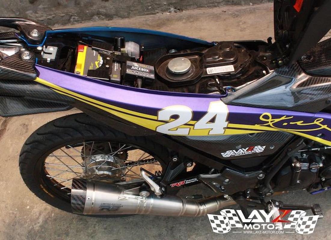 "Suzuki Satria 150 FI ""full do khung"" hap dan dan choi-Hinh-5"
