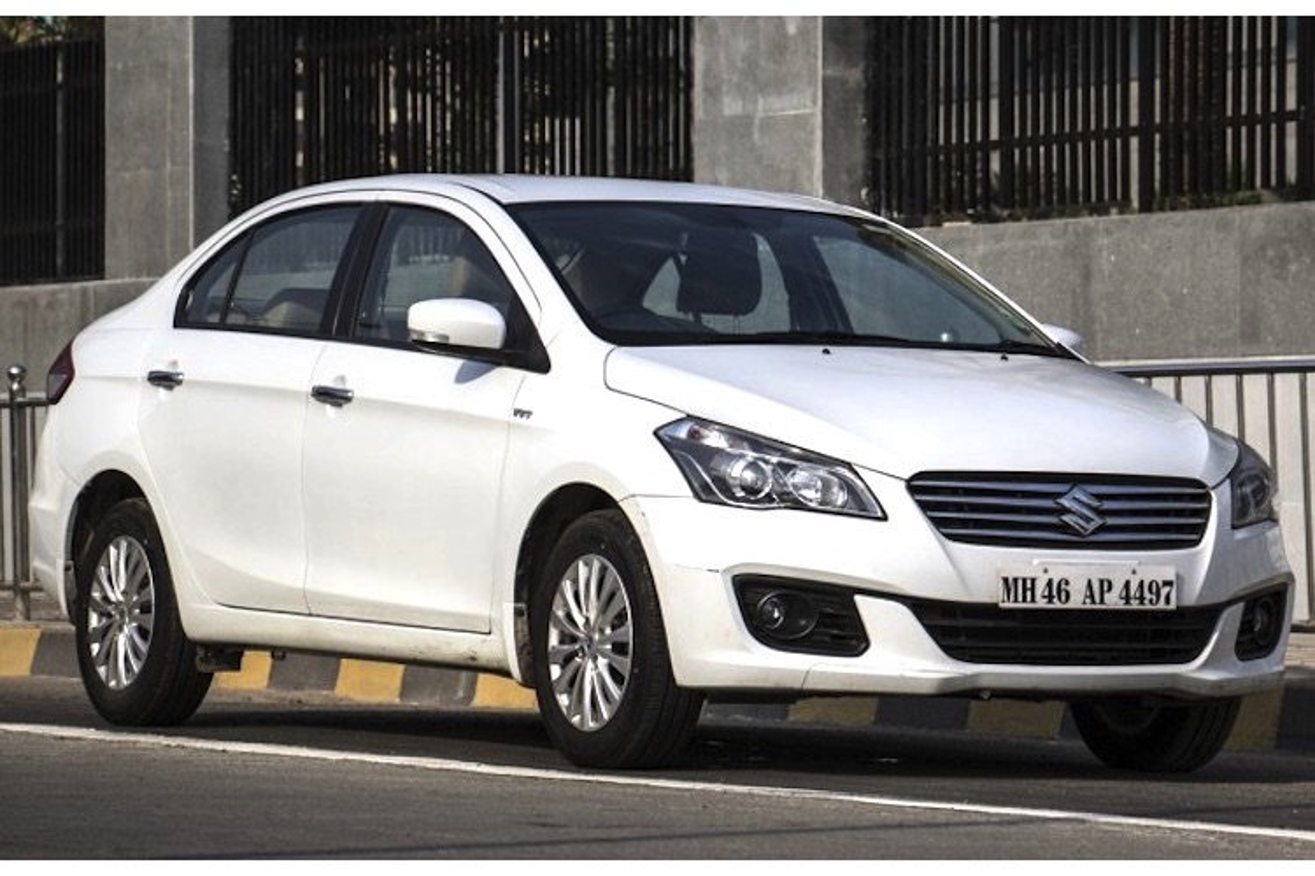 "Sedan Suzuki Ciaz sap vao Viet Nam ""dau"" Toyota Vios"
