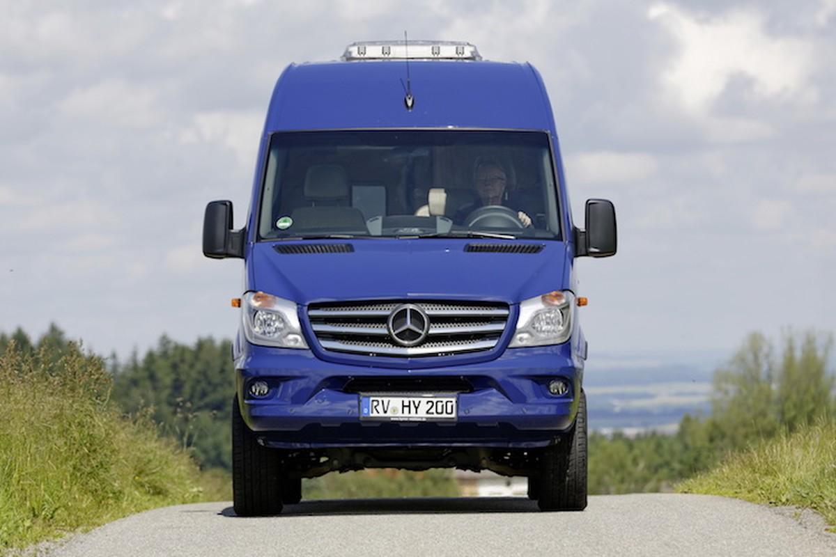 """Ngoi nha di dong"" xuyen luc dia Mercedes-Benz Sprinter-Hinh-2"