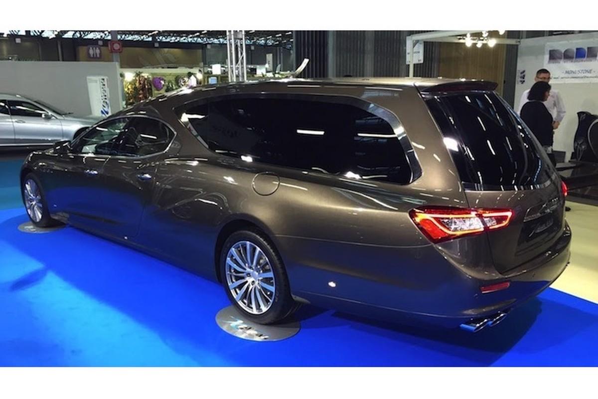 Xe sang Maserati Ghibli bien thanh... xe tang tai Y-Hinh-3