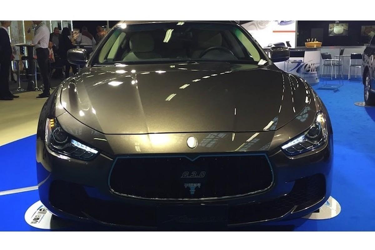 Xe sang Maserati Ghibli bien thanh... xe tang tai Y-Hinh-5