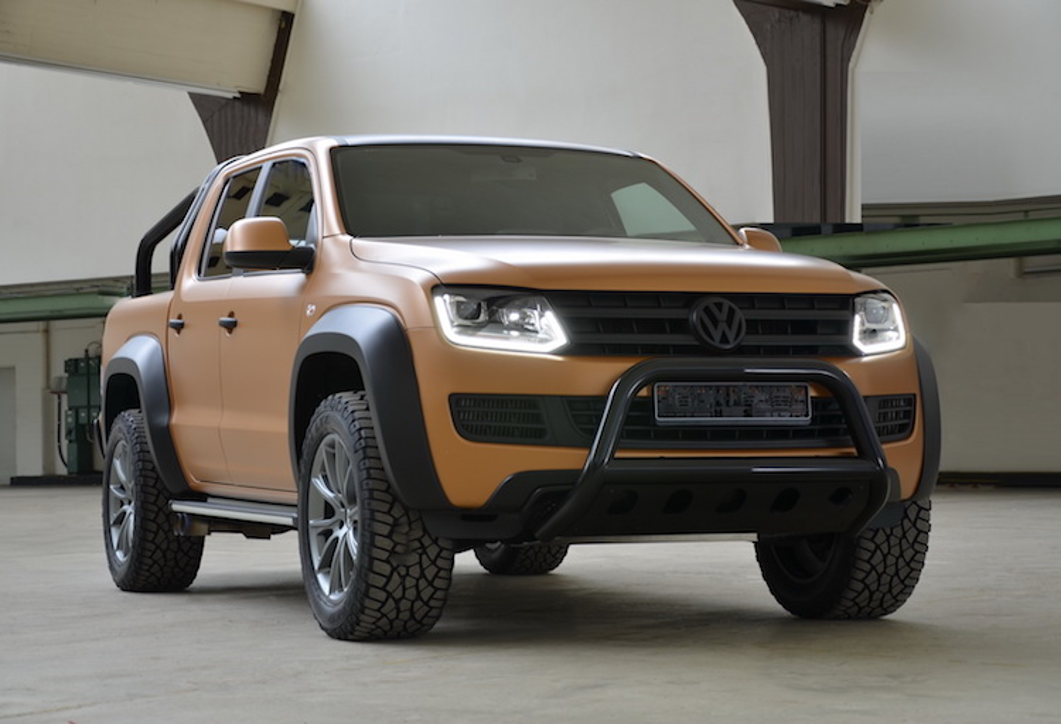 "Ban tai Volkswagen Amarok do offroad ""sieu khung"" gia 5 ty-Hinh-2"