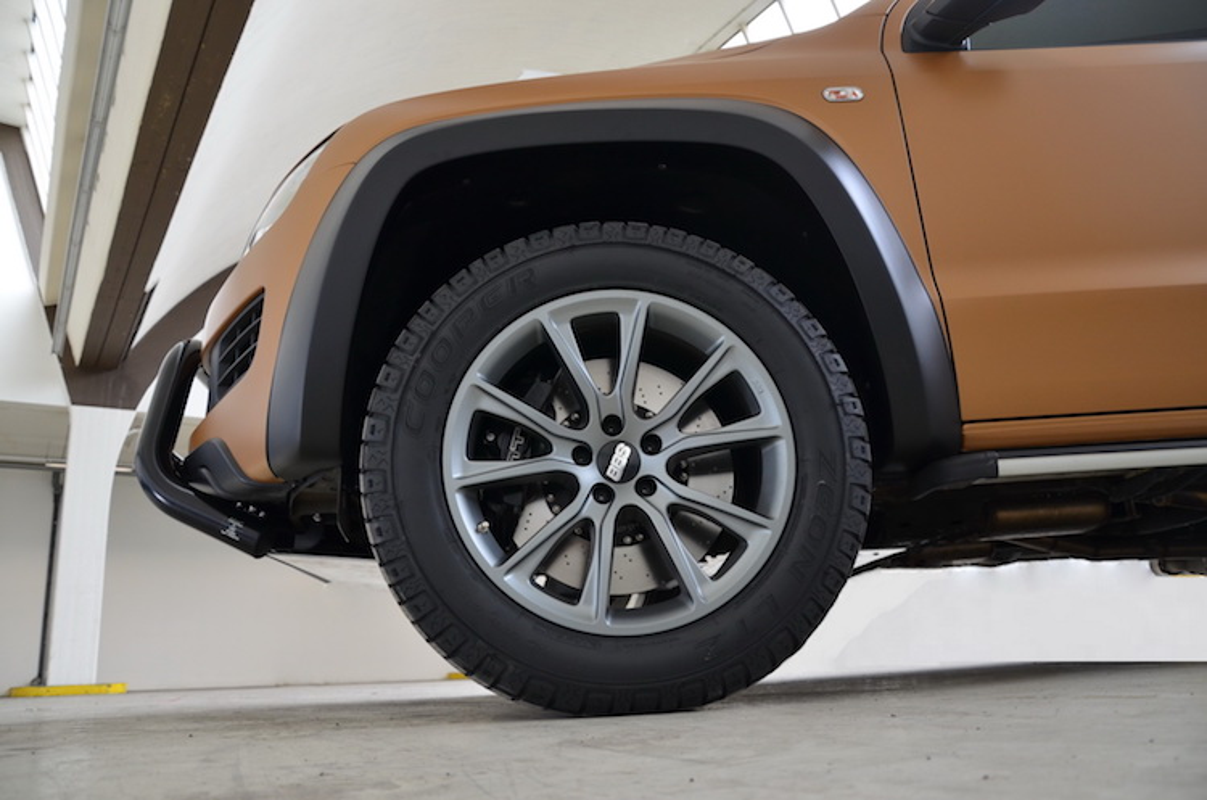 "Ban tai Volkswagen Amarok do offroad ""sieu khung"" gia 5 ty-Hinh-3"