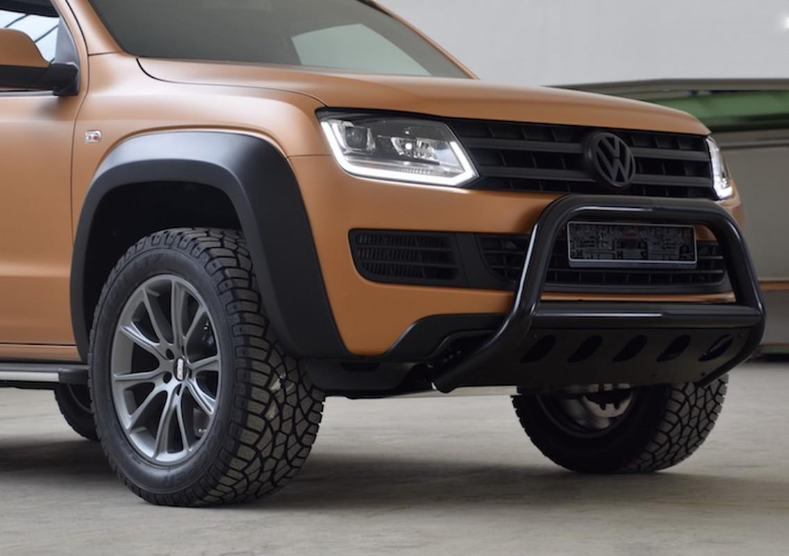"Ban tai Volkswagen Amarok do offroad ""sieu khung"" gia 5 ty-Hinh-6"