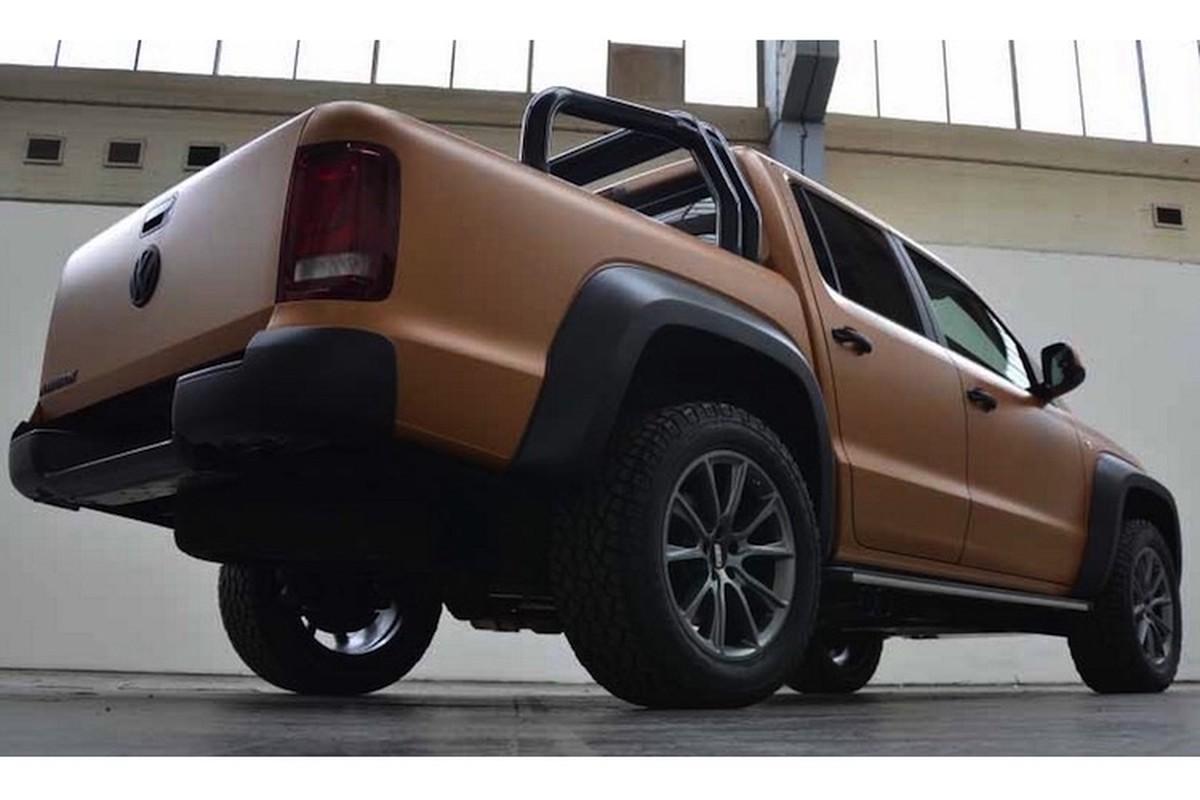 "Ban tai Volkswagen Amarok do offroad ""sieu khung"" gia 5 ty-Hinh-8"