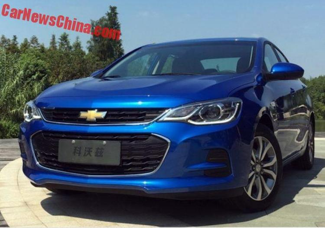 """Sedan Chevrolet Cavalier """"sieu re"""" gia chi 267 trieu dong-Hinh-2"""