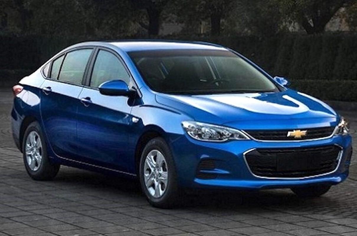 "Sedan Chevrolet Cavalier ""sieu re"" gia chi 267 trieu dong"