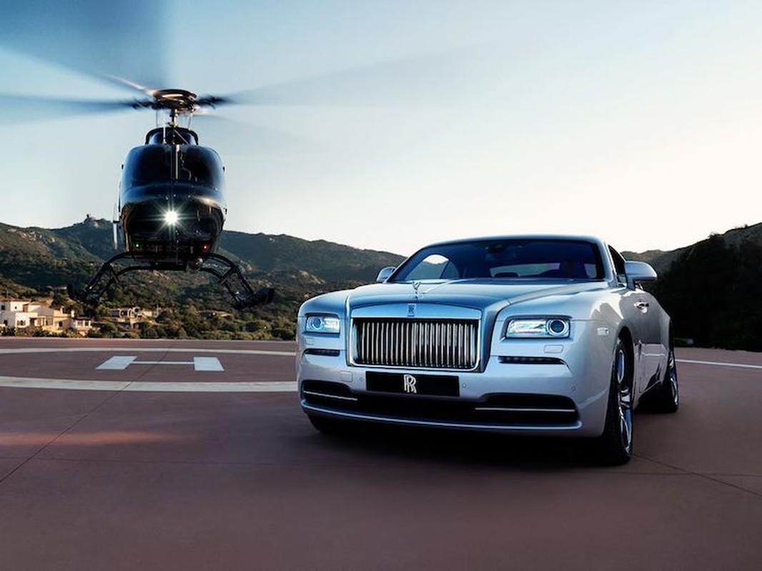 "Bo doi Rolls-Royce 2 cua ""hang thua"" doc nhat The gioi"