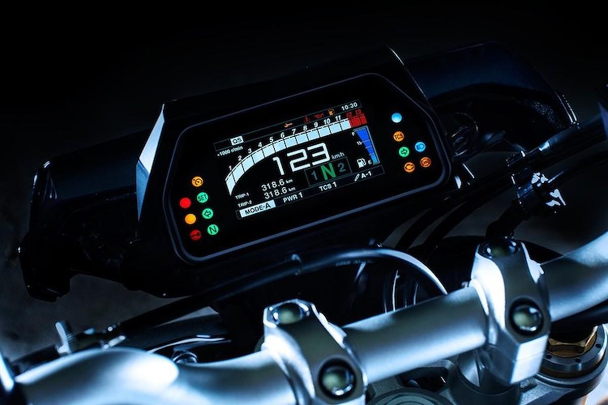"Yamaha MT-10 SP - Ban ""naked bike"" cua sieu moto R1M-Hinh-6"