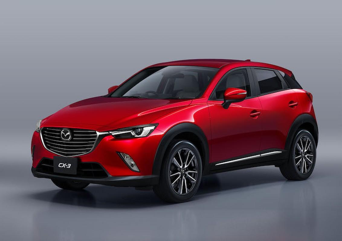 Mazda 2 va CX-3 phien ban 2017 chinh thuc ra mat-Hinh-3
