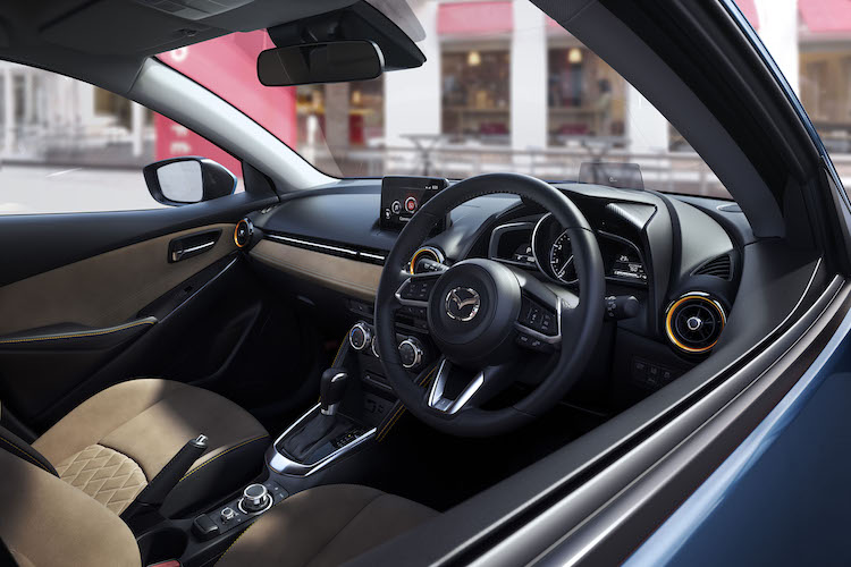 Mazda 2 va CX-3 phien ban 2017 chinh thuc ra mat-Hinh-4