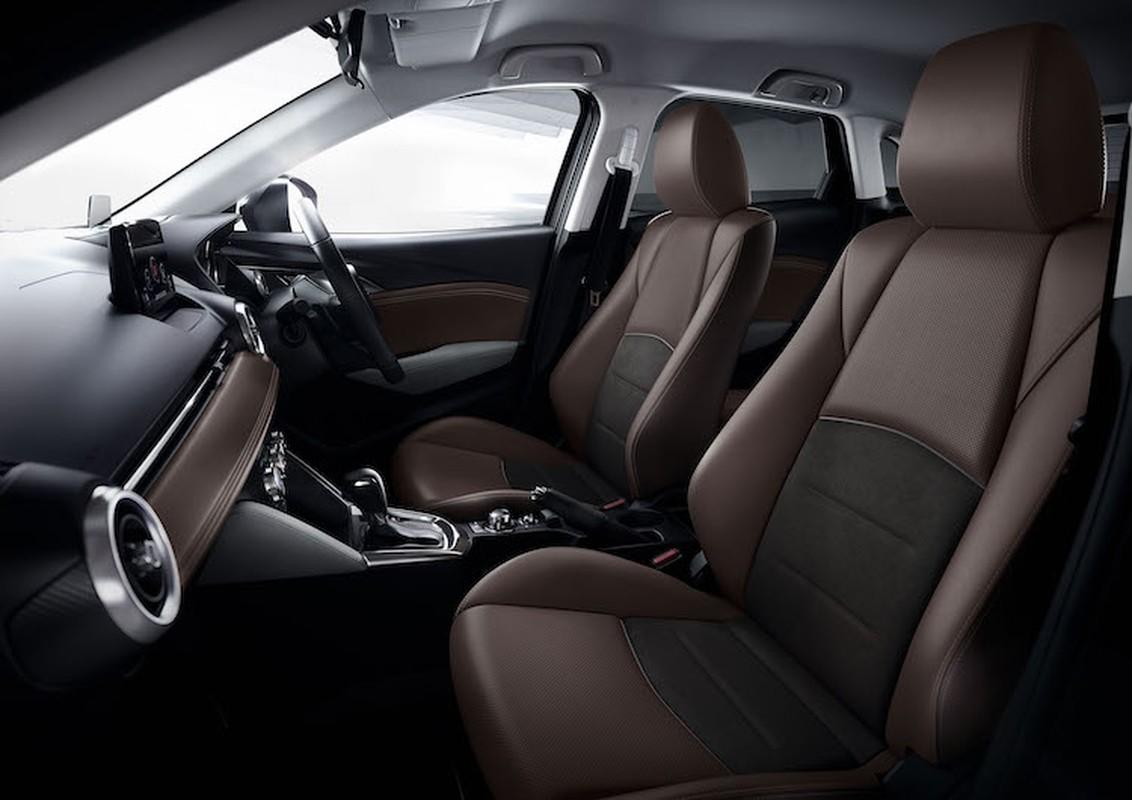 Mazda 2 va CX-3 phien ban 2017 chinh thuc ra mat-Hinh-6