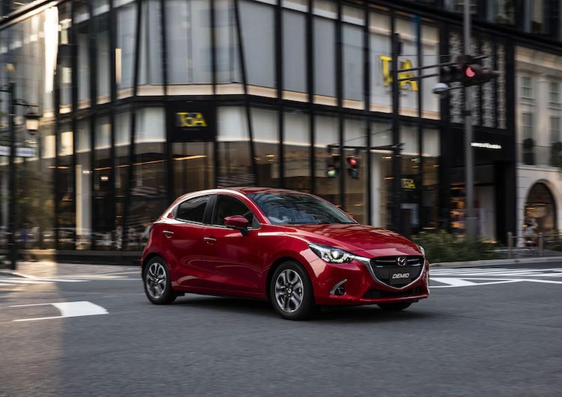 Mazda 2 va CX-3 phien ban 2017 chinh thuc ra mat-Hinh-7